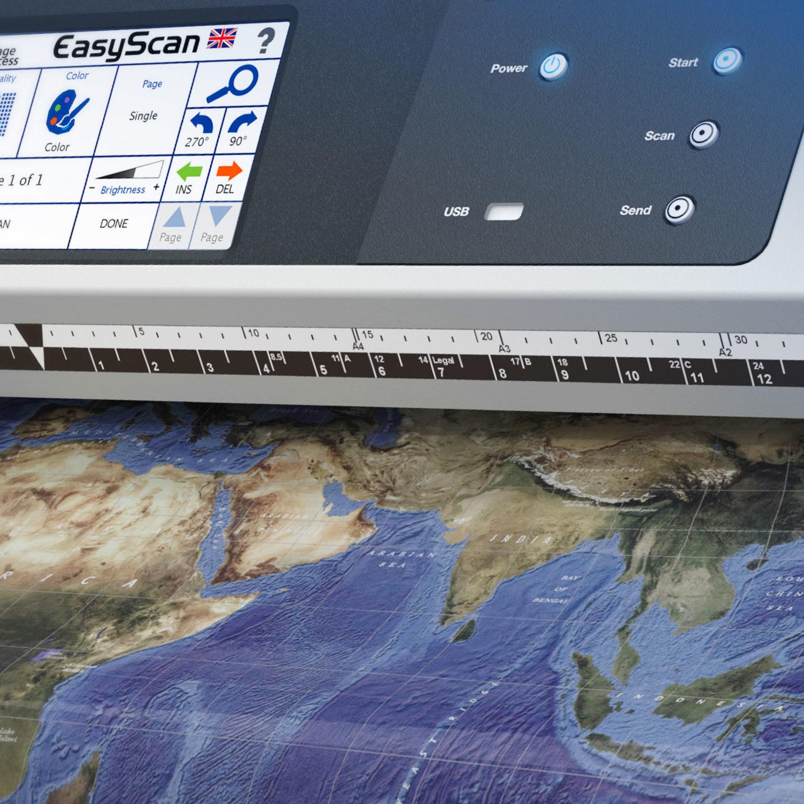 Escaner-ImageAccess